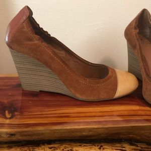 Lucky Brand Wedge Heel